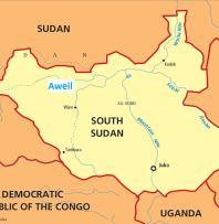 Notes from Aweil, South Sudan Mission – January/February 2017